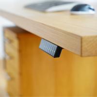 elektrisch hoehenverstellbarer Schreibtisch